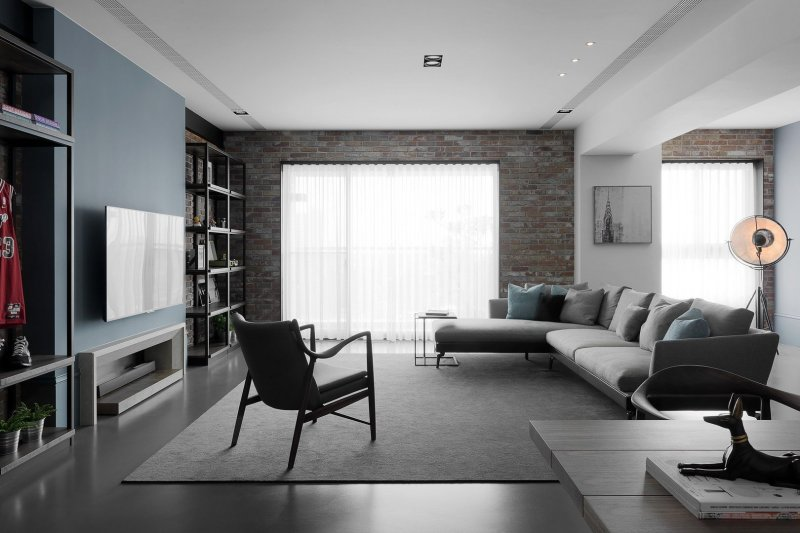 139平米新房,三居室装修才花7万元,邻居看了羡慕不已!-运河世家装修